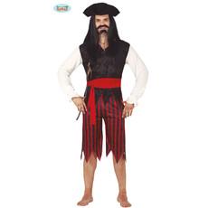Piraten Kostuum William Man