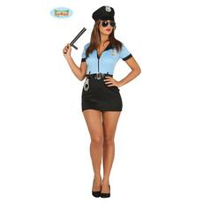 Sexy Politie Agente Pakje Dames