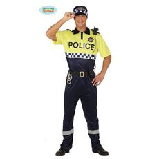 Lokale Spaanse Politie Kostuum