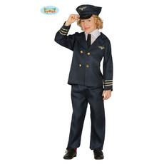 Vliegtuig Piloot Joost Kind