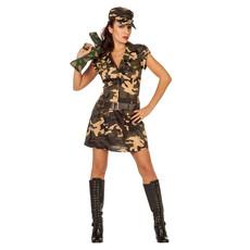 Leger Jurk Army Lady