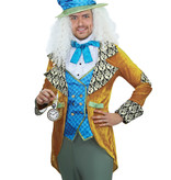 Mad Hatter Outfit Crazy Heren