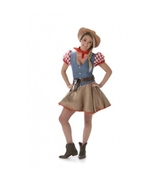 Rodeo Kostuum Texas Dames