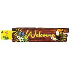Welkomstbord Toekan Hawaii