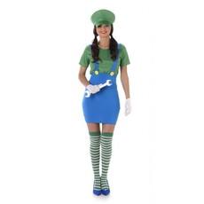 Luigi Loodgieter Kostuum Dames