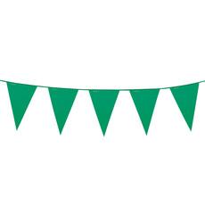 Kleine Vlaggenlijn Donker Groen 3 meter