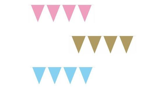 Mini vlaggenlijn