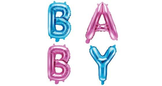 Folie ballonnen letters