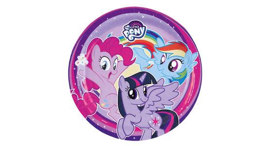 My Little Pony versiering