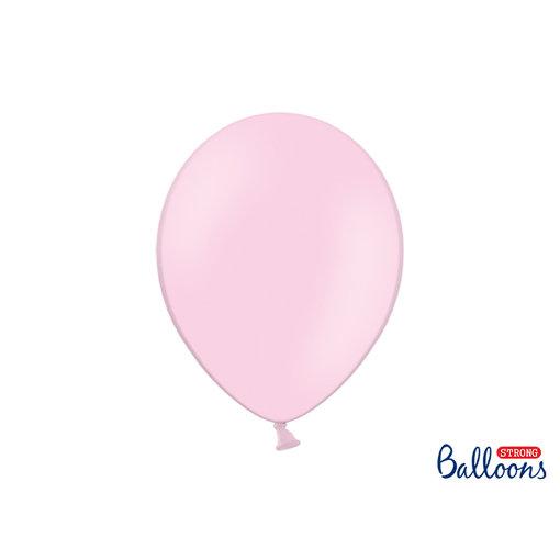 Ballonnen Pastel Baby Roze - 10 Stuks