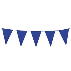 Blauwe Mini Vlaggenlijn - 3 meter