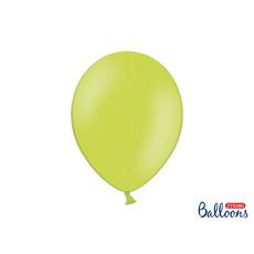 Ballonnen Pastel Lime Groen - 10 Stuks