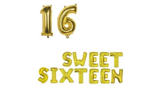 Folie ballonnen Cijfers & Letters