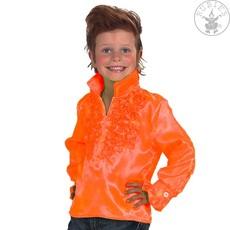 Disco shirt kind oranje