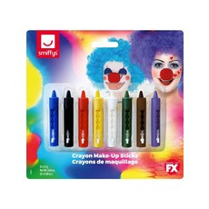 Crayon Make-Up set - 8 kleuren