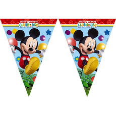 Vlaggenlijn Mickey Mouse Clubhouse - 3 meter