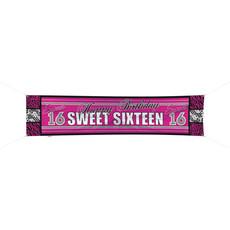 Sweet 16 spandoek