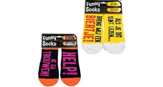 Foute sokken