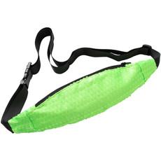 Neon groen heuptasje
