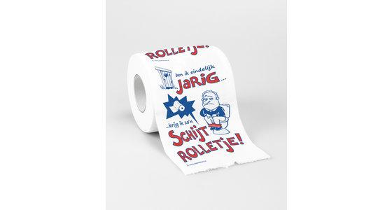 Toiletpapier Bedrukt