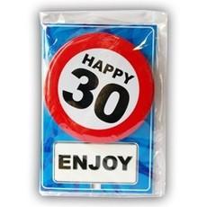 Happy Age Kaart - 30 Jaar