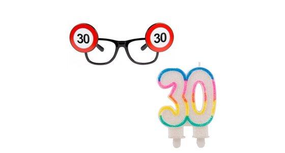 Feestartikelen 30 jaar