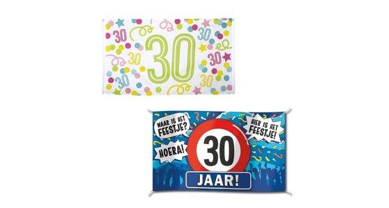 Spandoek 30 jaar