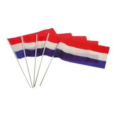 Zwaaivlaggetje Op Stokje Holland Plastic