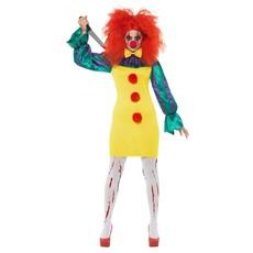 Horror Clown Jurkje Dames Klassiek