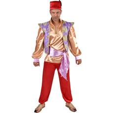 Sultan/Aladdin kostuum