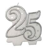 25 Jaar Zilveren Kaars