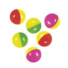 Set Gekleurde Stuiterballen - 6 Stuks