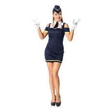 Jurkje Stewardess Sexy