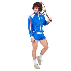Tennis Kostuum 80's Heren