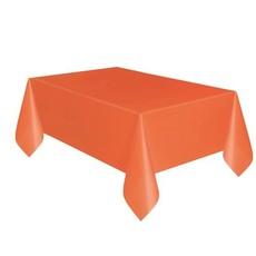 Tafelkleed Oranje - 140 x 274cm