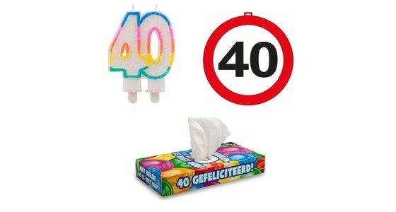 40 jaar verjaardag