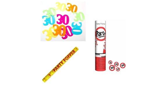 Confetti Verjaardag  30 Jaar