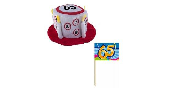 65 jaar verjaardag