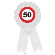 Rozet Verkeersbord 50 Jaar