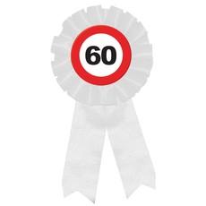 Rozet Verkeersbord 60 Jaar