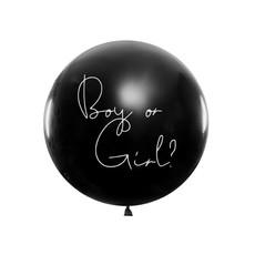 Mega Gender reveal ballon - Girl
