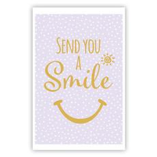 Beterschapskaart Smile