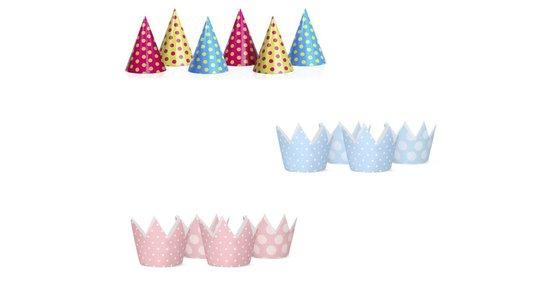 Verjaardagshoed 1 jaar