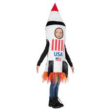Raket Kostuum USA Kind