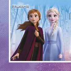 Servetten Frozen II - 16 Stuks
