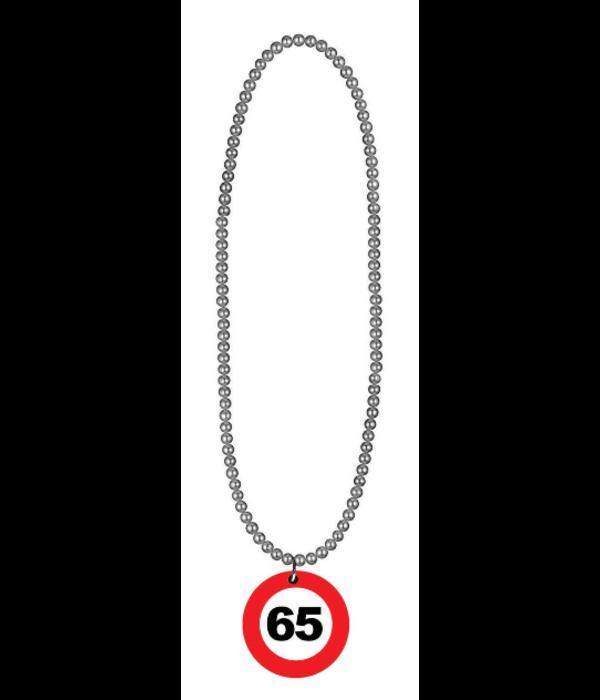 65 Jaar Verkeersbord Ketting