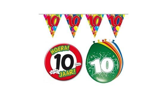 Verjaardag 10 jaar