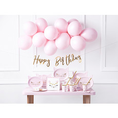 Party Decoratie Set Katten Roze