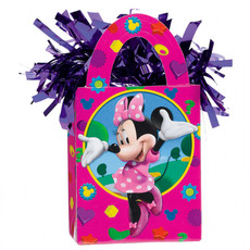 Ballon Gewicht Minnie Mouse Tasje - 156 gram