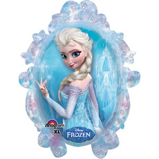 Folieballon Frozen Elsa XL - 63x78 cm